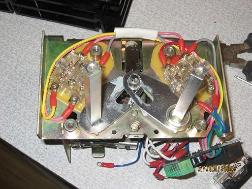 Ремонт силового переключателя GTec